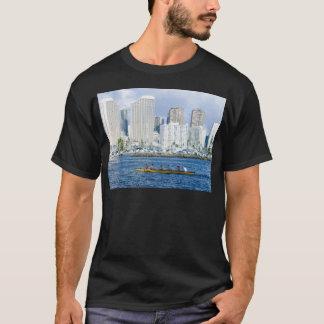 Waikiki Hawaii Camiseta