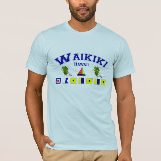 Waikiki, HI Camiseta