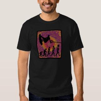 Wakeboard QUIERE PROGRESO Camiseta