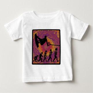 Wakeboard QUIERE PROGRESO Camiseta De Bebé