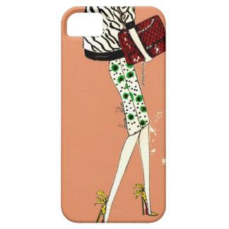 Walking iPhone 5 Case-Mate Funda