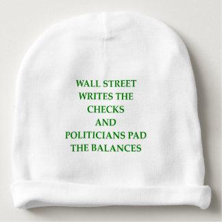 Wall Street Gorrito Para Bebe