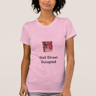 Wall Street ocupó: Por TheFanNJ Camisetas