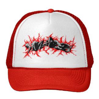 Walleaters (Toon-choque) - gorra rojo del