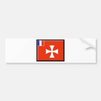Wallis y Futuna Pegatina Para Coche