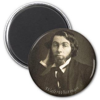Walt Whitman joven Imán