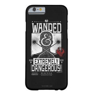 Wanded y poster querido extremadamente peligroso - funda barely there iPhone 6