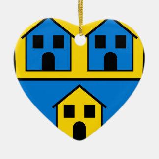 Wappen_Bechtoldsweiler Adorno De Cerámica