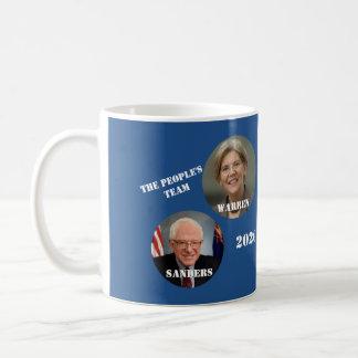 Warren y chorreadoras - 2020 - el equipo de la taza de café