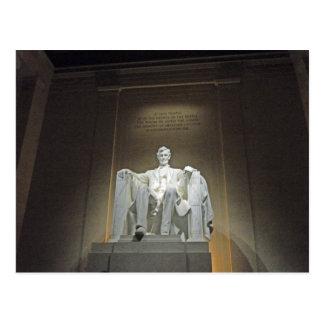 Washington DC 002 del Lincoln memorial Postal