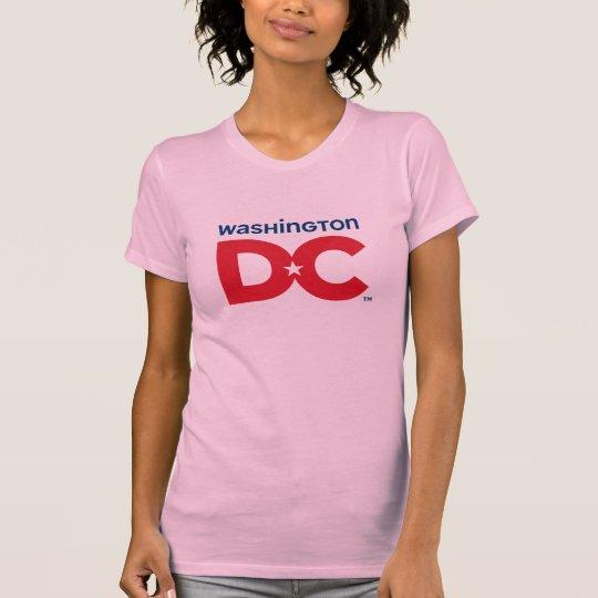 Washington de las mujeres, camiseta de DC