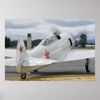 Washington, Olympia, airshow militar. 6 Póster