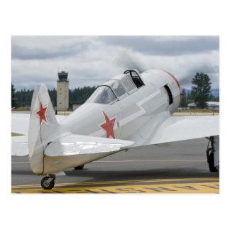 Washington Olympia airshow militar 6 Tarjeta Postal
