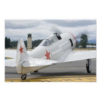 Washington, Olympia, airshow militar. 7 Impresion Fotografica
