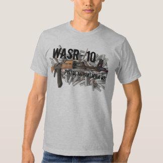WASR-10 - Pistola Mitralieră 63 Camisetas