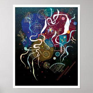 Wassily Kandinsky - arte abstracto de la
