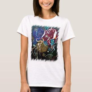 Wassily Kandinsky - arte abstracto de la Camiseta