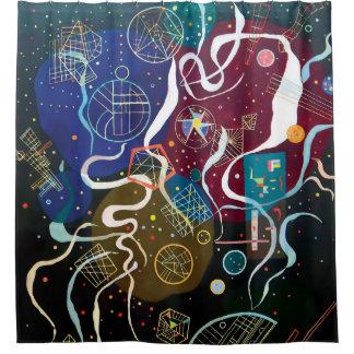 Wassily Kandinsky - arte abstracto de la Cortina De Baño