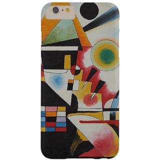 Wassily Kandinsky-Balancement Funda Barely There iPhone 6 Plus