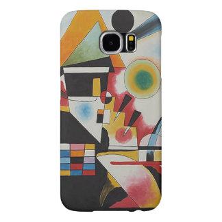 Wassily Kandinsky-Balancement Funda Samsung Galaxy S6