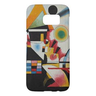 Wassily Kandinsky-Balancement Funda Samsung Galaxy S7