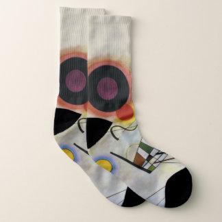 Wassily Kandinsky - calcetines del arte de la
