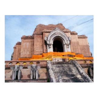 Wat Chedi Luang Postal