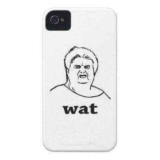 wat iPhone 4 Case-Mate cobertura