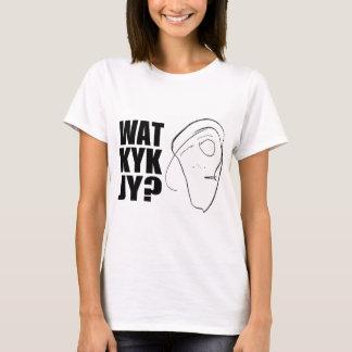 ¿Wat Kyk Jy? Camiseta
