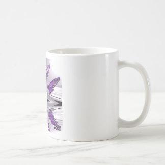 water gif púrpura taza de café