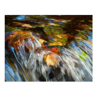 Waterfalling deja la postal