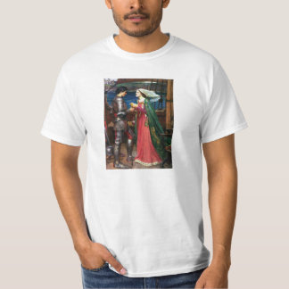 Waterhouse Tristan y camiseta de Isolda
