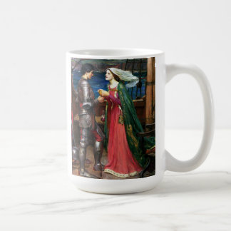 Waterhouse Tristan y taza de Isolda