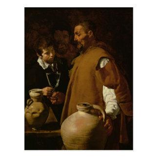 Waterseller de Sevilla, c.1620 Postal