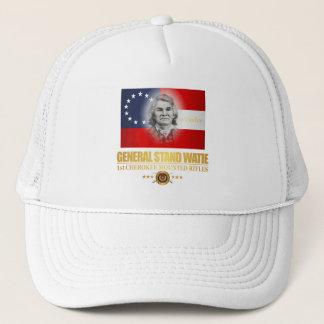Watie (patriota meridional) gorra de camionero