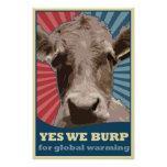 we yes burp for globalmente warming impresiones