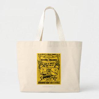 Weasley y productos del weasley bolsa tela grande
