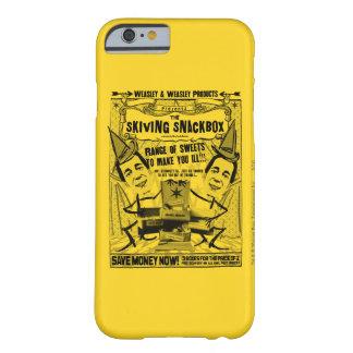 Weasley y productos del weasley funda de iPhone 6 barely there