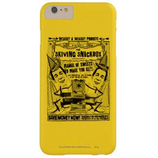 Weasley y productos del weasley funda de iPhone 6 plus barely there
