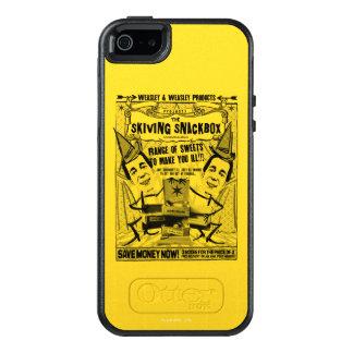 Weasley y productos del weasley funda otterbox para iPhone 5/5s/SE