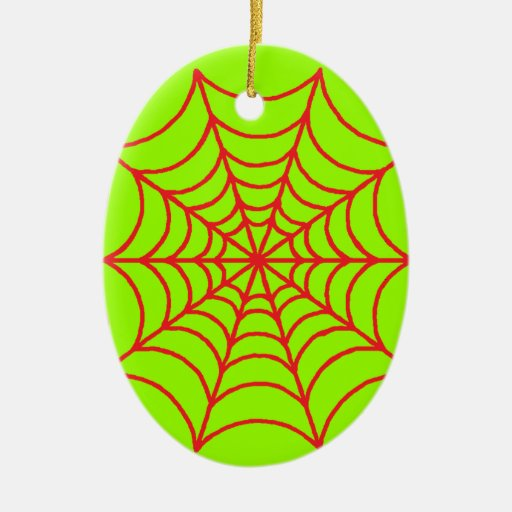 Web de araña adaptables adornos