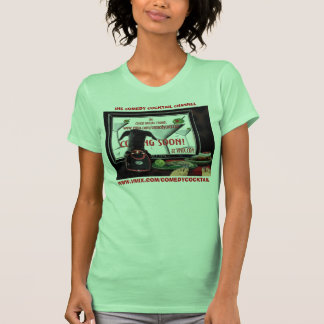 webst n martiniG2 del cocktl w-COM del vmix- del Camiseta