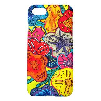 Weirdacious floral funda para iPhone 7