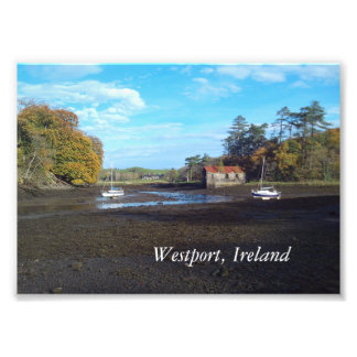 Westport Irlanda Foto