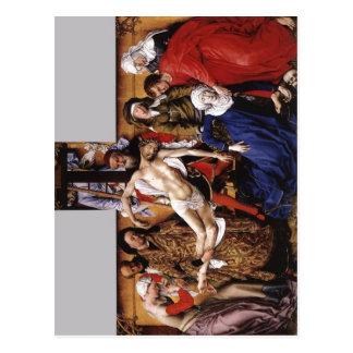 Weyden, Rogier van der Deposition Italiano: Deposi Postal