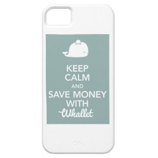 Whallet Keep Calm Iphone 5 case/funda Funda Para iPhone SE/5/5s