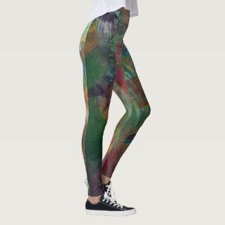 Whamp deformado leggings