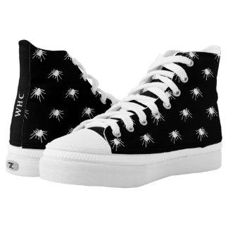 WHC - zapatos de la araña del Hola-top