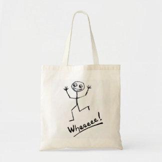 ¡Wheeeee! La bolsa de asas