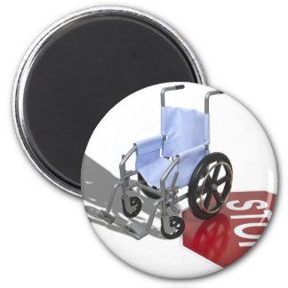 WheelchairStopSign103110 Imanes